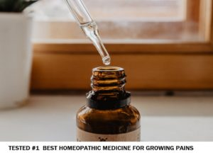 Homeopathic Remedy for Growing Pains