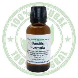Bursitis Homeopathic Treatment