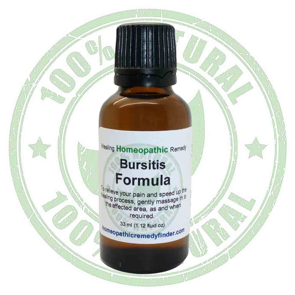 Homeopathic Bursitis Treatment* Trochanteric Pain Relief