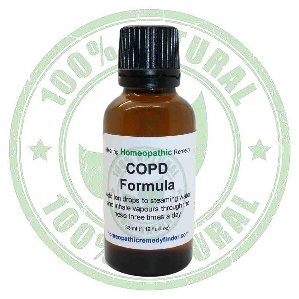 Homeopathic COPD Relief Formula*