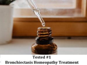 BRONCHIECTASIS HOMEOPATHY TREATMENT