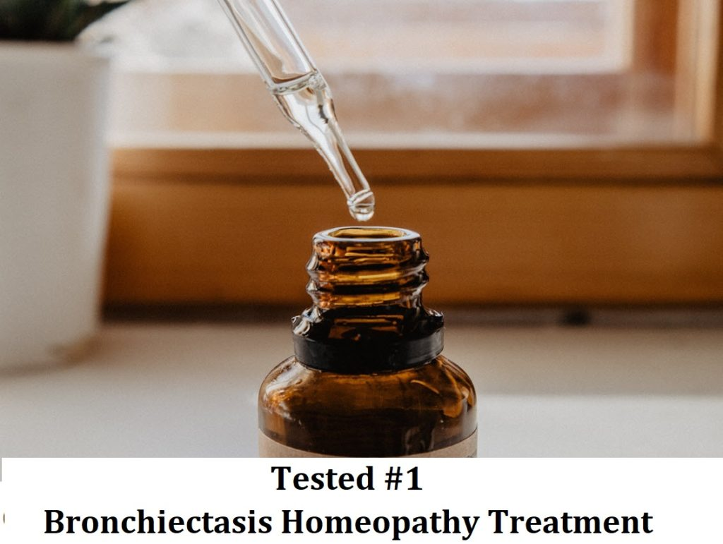BEST BRONCHIECTASIS HOMEOPATHY TREATMENT