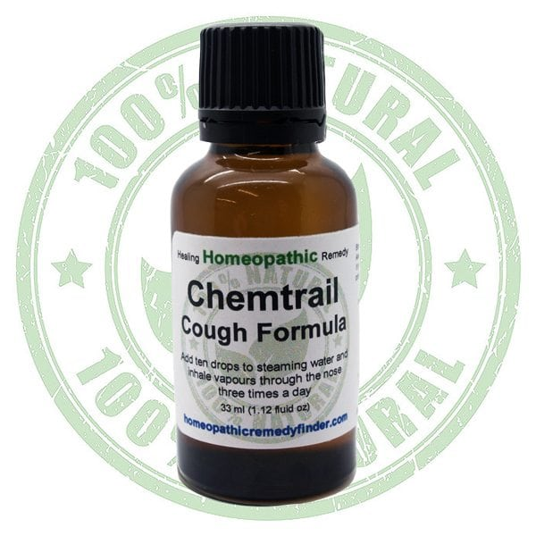 Best Chemtrail Cough and Chemtrail Flu Treatment*