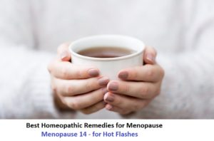 Best Homeopathic Remedies for Menopause