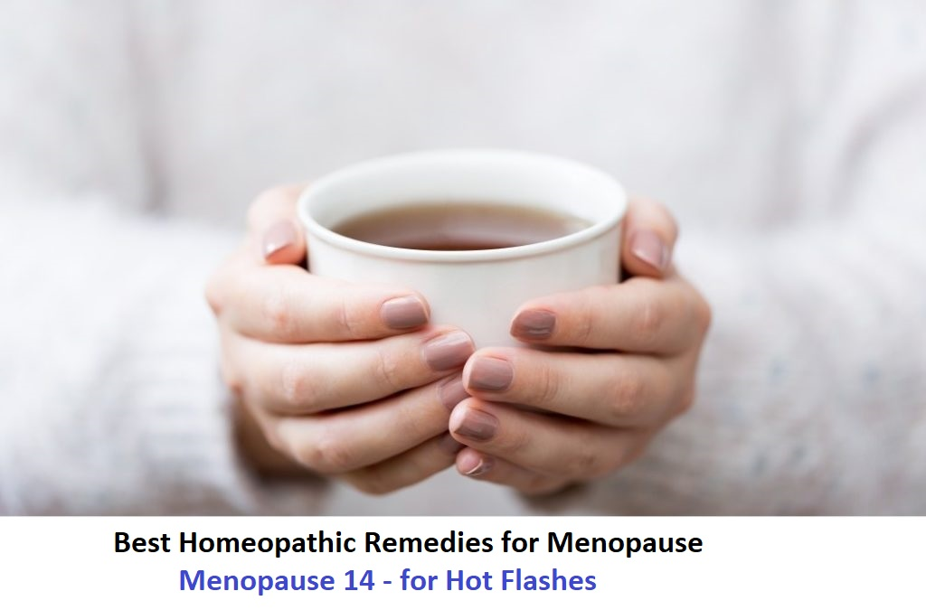 Menopause 14 Physical Symptoms Relief Tea Formula*