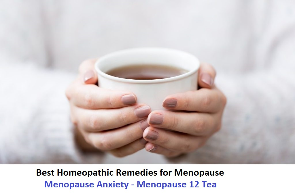 Homeopathic Menopause Emotional Support 12 Tea*