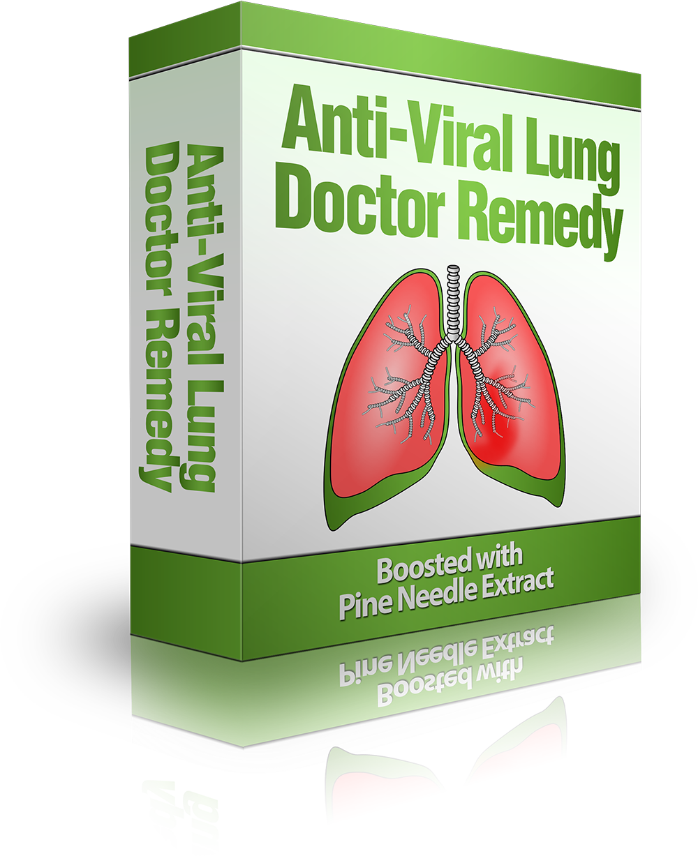 Anti-Viral Lung Doctor Remedy – with Added Pine Needle Extract*